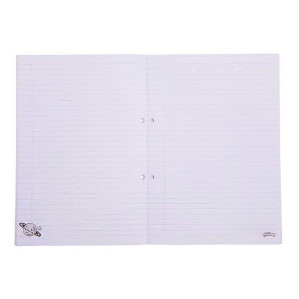 Website Notebook A5 2 1 600x600 - Geek On Fleek A5 Sketchbook