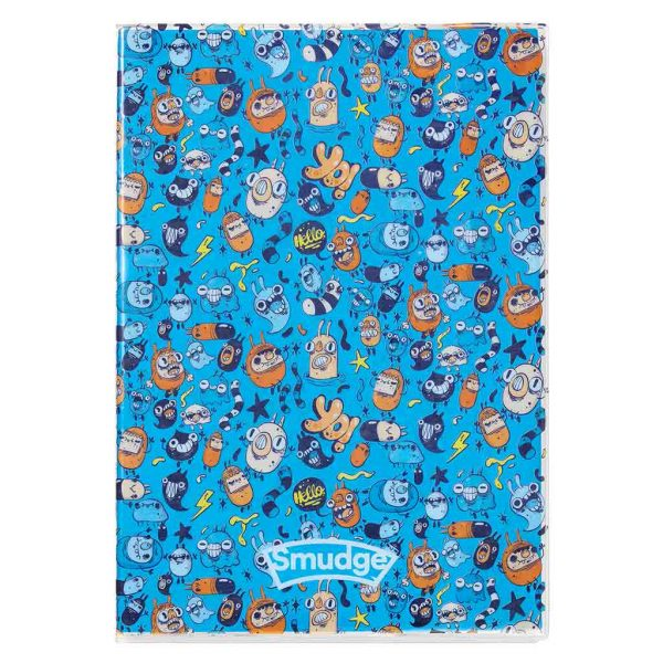 Mini Monsters A4 Premium Notebook