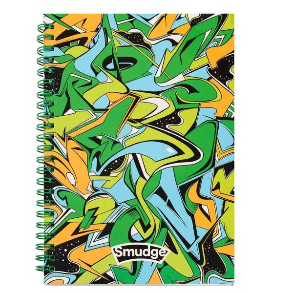 Live Loudly A5 Spiral Notepad