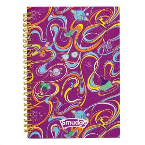Geek On Fleek A5 Spiral Notepad