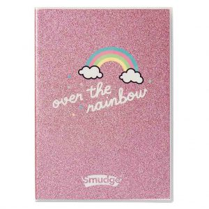 Over The Rainbow A4 Premium Notebook kids stationery shop