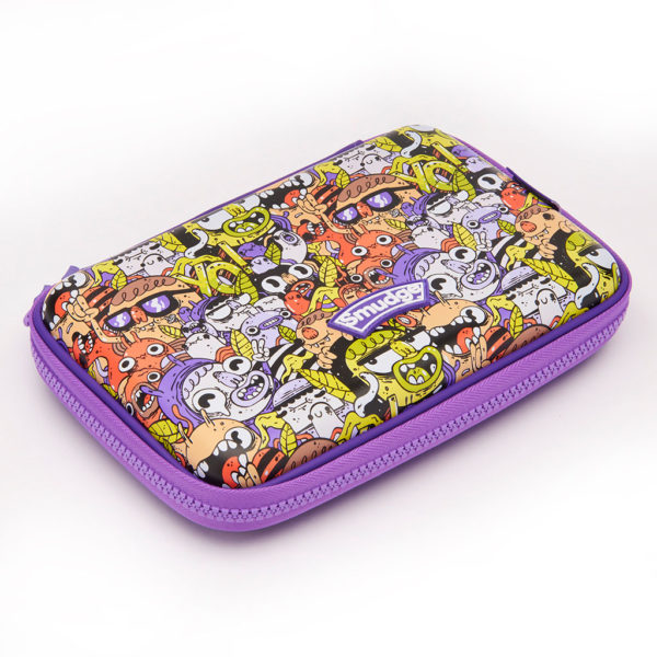 EVA Monsters 1 1024x1024 600x600 - Mini Monsters Hardtop Pencil Case