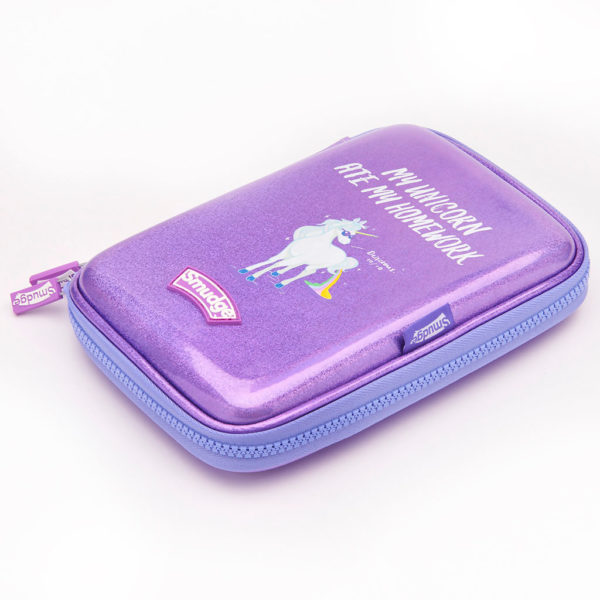 EVA Unicorn Ate Homework 1 1024x1024 600x600 - Unicorn Ate My Homework Hardtop Pencil Case