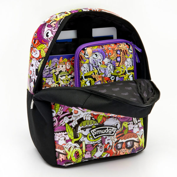 Monsters Rucksack 5 1024x1024 600x600 - Mini Monsters Backpack