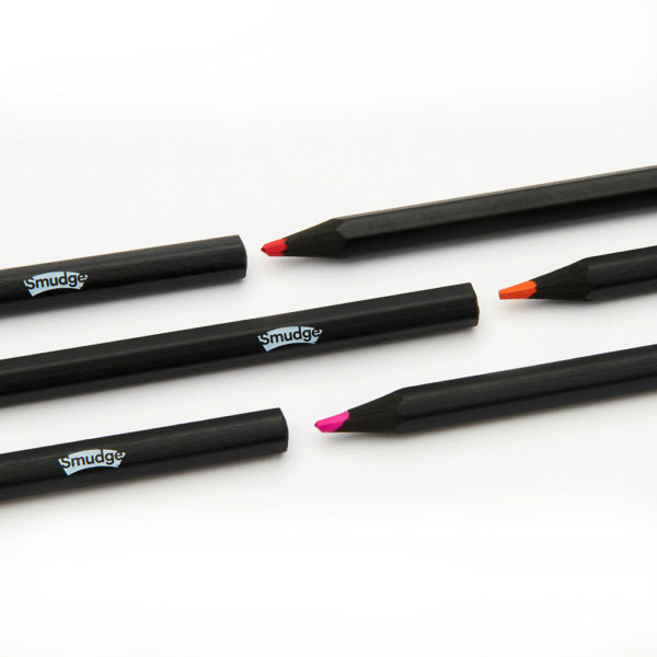 Scribble Pencils 1 1024x1024 600x600 - Geek On Fleek Spiral Notebook & Scribble Pencil Set