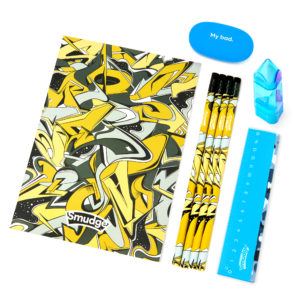 Loudly Stationery Set 300x300 - Planning a summer staycation? Keep children happy with great stationery for kids