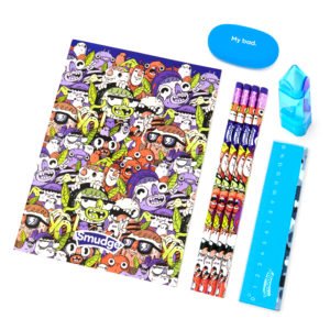 Monsters Stationery Set 300x300 - Great kid's stationery gifts at great prices this Christmas