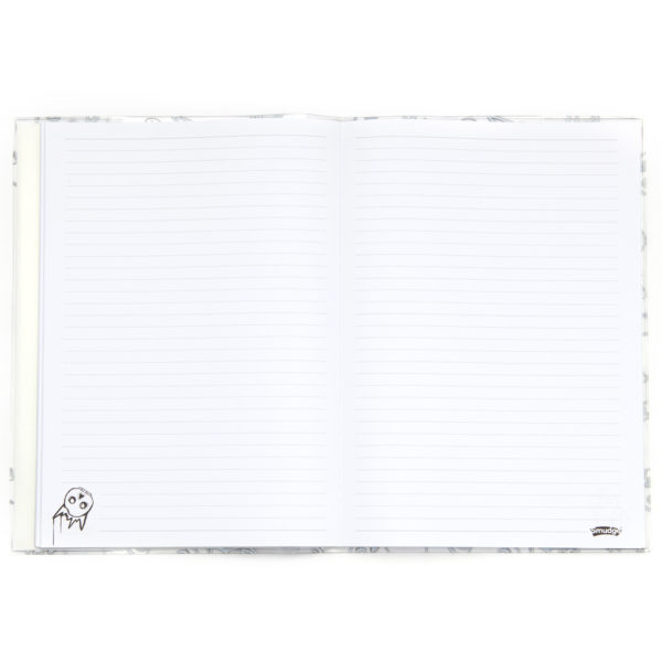 SMDG15750 Skulls Notebook 1024x1024 4 copy 600x600 - Queen Of Skulls A4 Premium Notebook