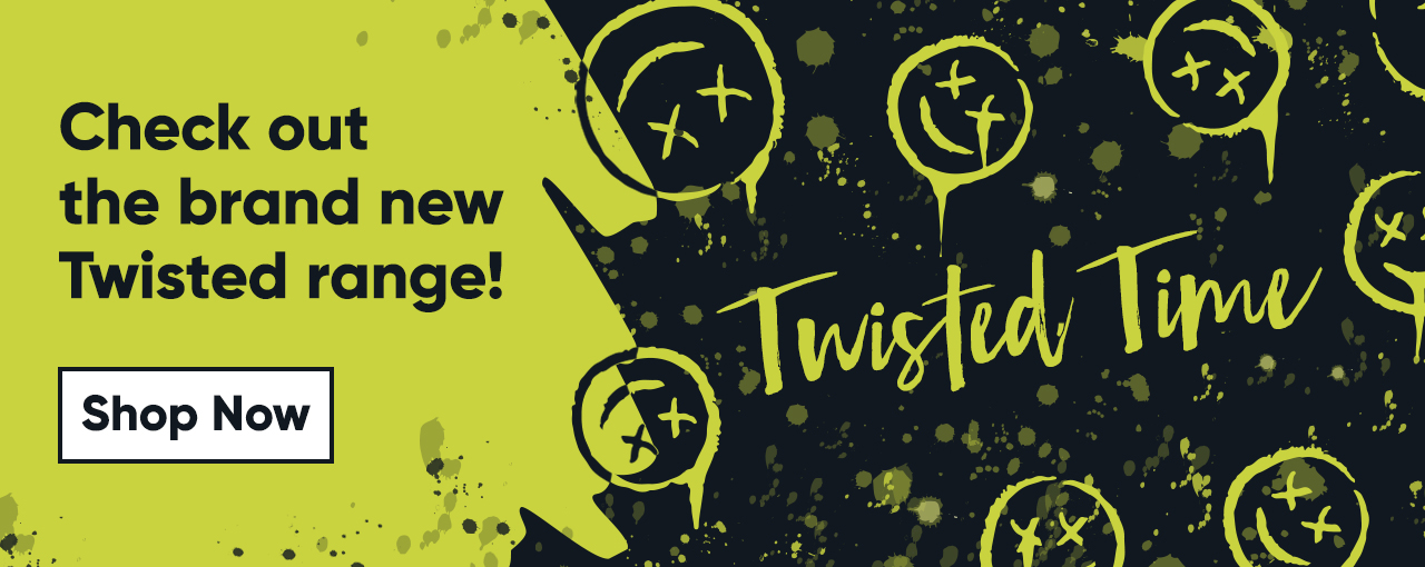 Twisted Banner
